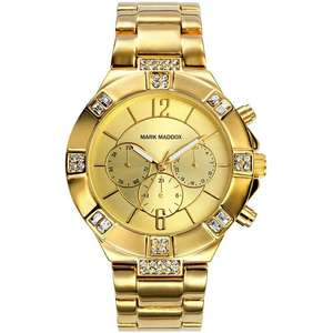 Ceas Mark Maddox GOLDEN CHIC MM6003-25