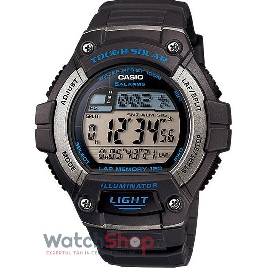 Ceas Casio SPORT W-S220-8AVEF Tough Solar