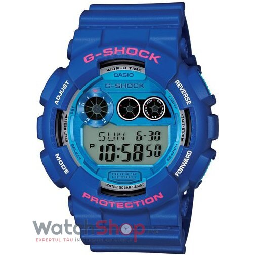 Ceas Casio G-SHOCK GD-120TS-2ER G-Specials