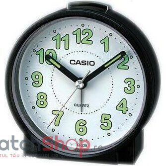 Ceas De Birou Casio Wake Up Timer Tq-228-1df Silentios