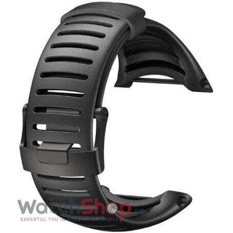 Curea (bratara) ceas Suunto CORE ALL BLACK LIGHT STRAP SS018650000 de la Suunto