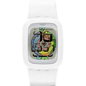 Ceas DIGITAL SWATCH TOUCH SURW107 Squaredance