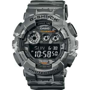 Ceas Casio G-SHOCK GD-120CM-8ER G-Specials