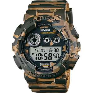 Ceas Casio G-SHOCK GD-120CM-5ER G-Specials