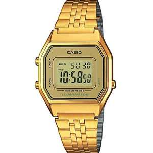 Ceas Casio RETRO LA680WGA-9D Gold