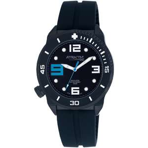 Ceas Q&Q Attractive DF02J505Y