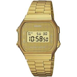 Ceas Casio RETRO A168WG-9BWEF Gold