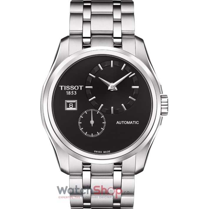 Poza Ceas Tissot T-TREND T035.428.11.051.00 Couturier Automatic Small Second
