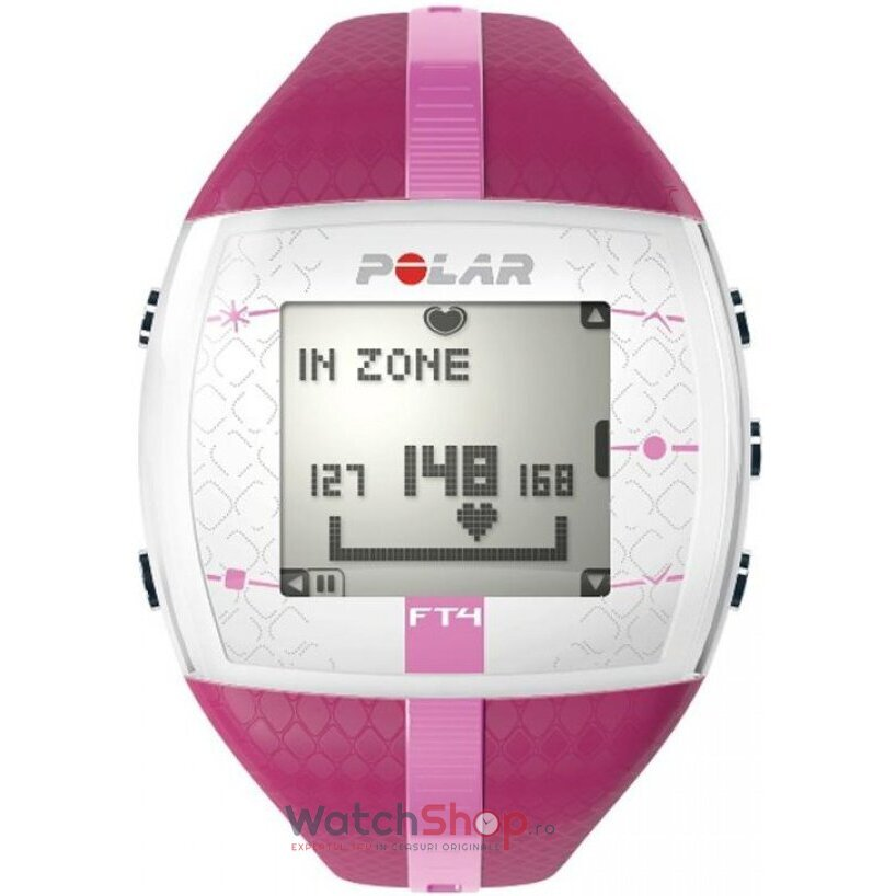 Ceas Polar FITNESS FT4F PINK