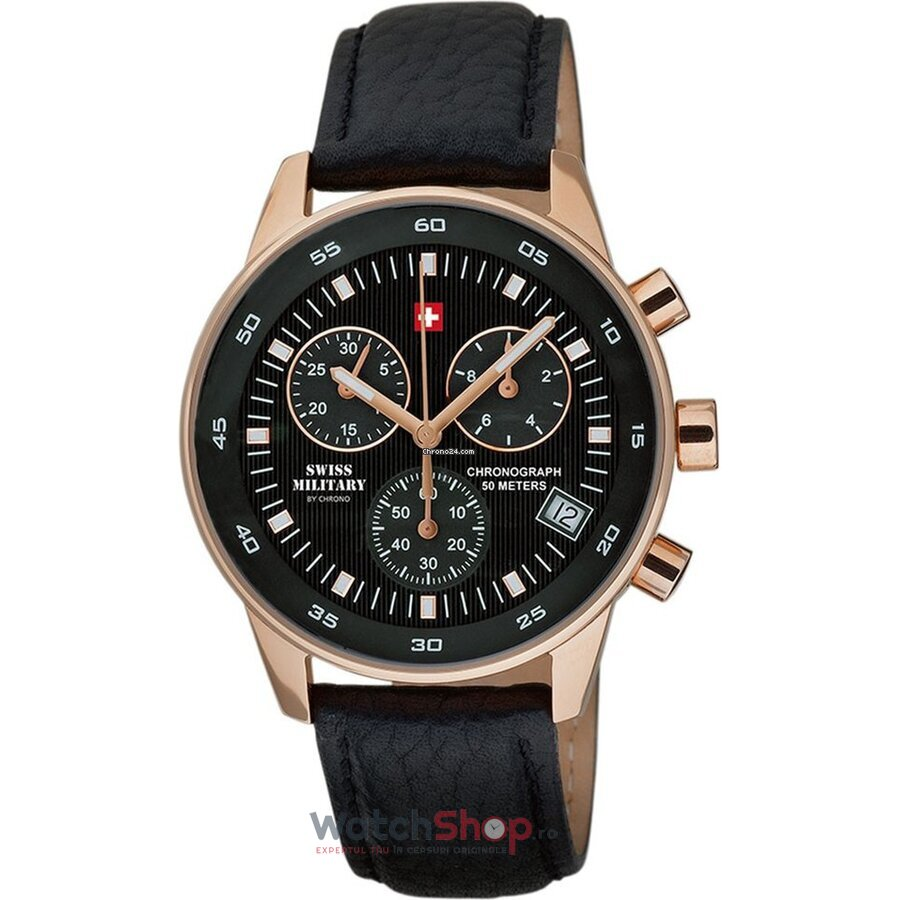 Ceas Swiss Military by CHRONO SM30052.06 Cronograf