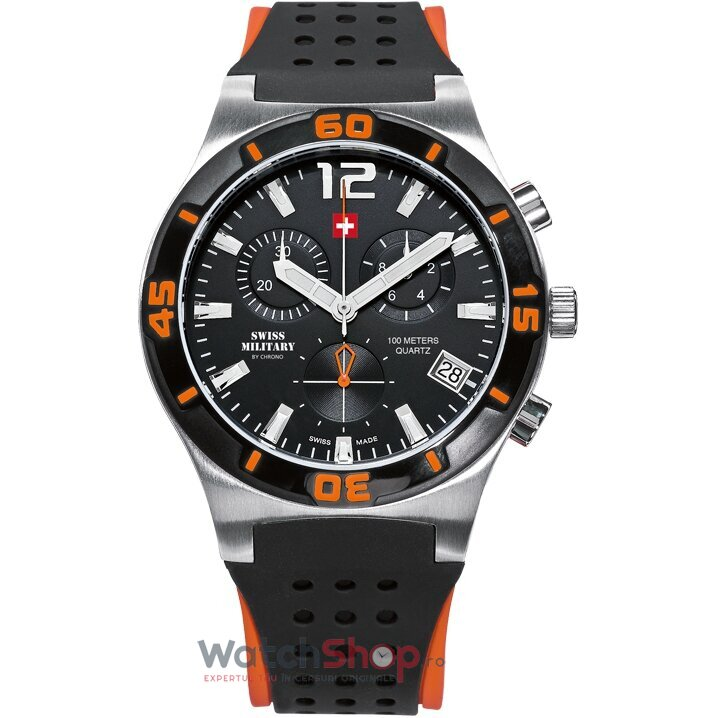 Ceas Swiss Military by CHRONO SM34015.09 Cronograf
