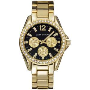 Ceas Mark Maddox GOLDEN CHIC MM3020-55
