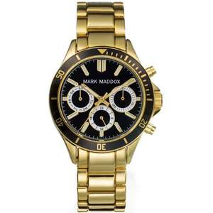 Ceas Mark Maddox GOLDEN CHIC MM3016-57