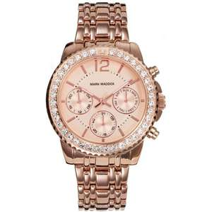 Ceas Mark Maddox PINK GOLD MM6004-95
