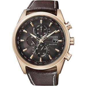 Ceas Citizen ELEGANT AT8019-02W Eco-Drive Radio Controlat