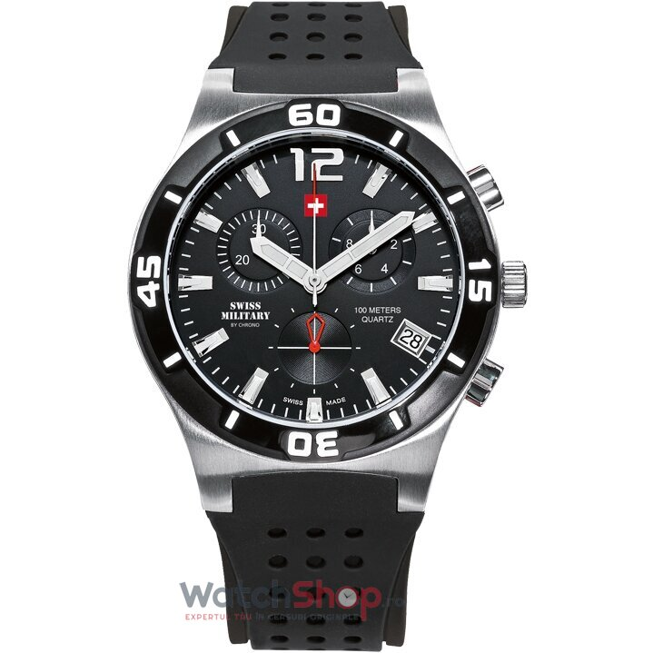 Ceas Swiss Military by CHRONO SM34015.05 Cronograf