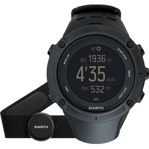 Ceas Suunto OUTDOOR AMBIT3 PEAK BLACK (HR)