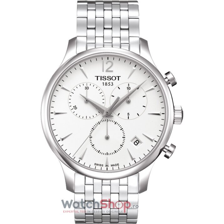 Ceas Tissot T-CLASSIC T063.617.11.037.00 Tradition Chronograph