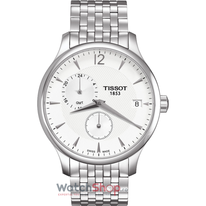 Ceas Tissot T-CLASSIC T063.639.11.037.00 Tradition GMT